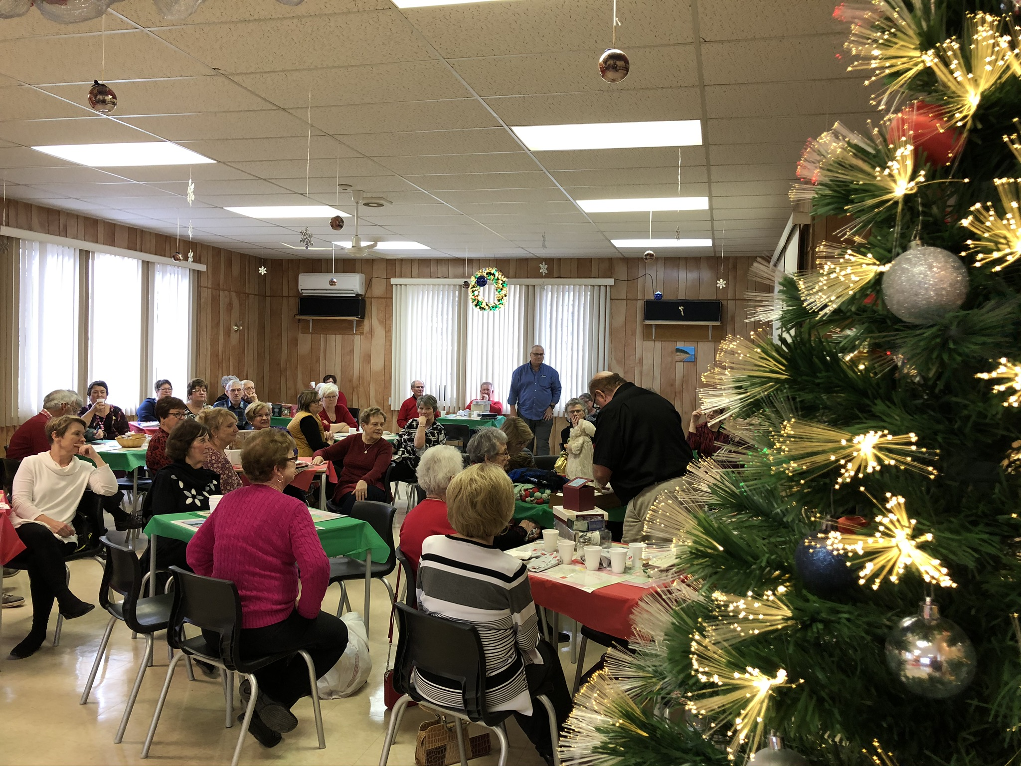 2019 MARTA Annual Christmas Potluck and Auction
