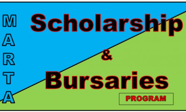 2020 Scholarship & Bursary Recipients