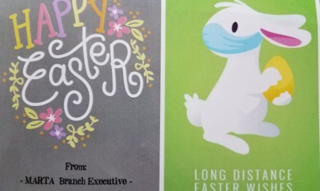 Easter Treats and Happy Moments